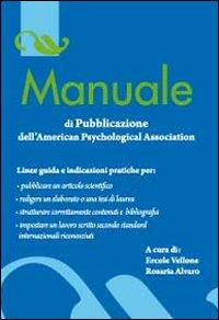 Il Manuale di Pubblicazione dell'American Psychological Association
