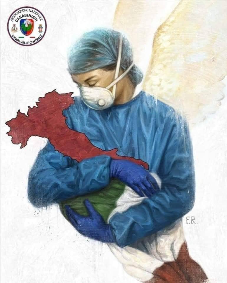 Angeli eroi … semplicemente infermieri
